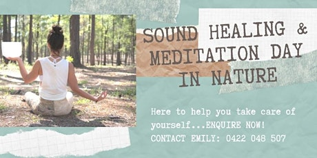 Sound Healing & Meditation Wellness Day in Currumbin Valley tickets