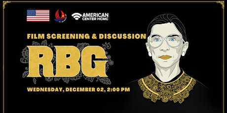 Film Screening and Discussion: RBG tickets
