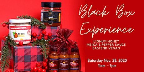 Black Box Experience tickets