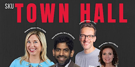 SKU Town Hall: COVID and HR tickets