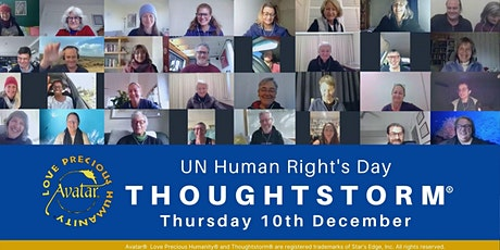 Online UN Human Rights Day Thoughtstorm® tickets