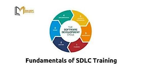 Fundamentals of SDLC  2 Days Virtual Live Training in Sydney tickets