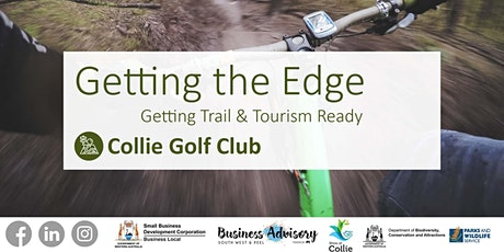 Getting the Edge - Getting Trail & Tourism Ready tickets