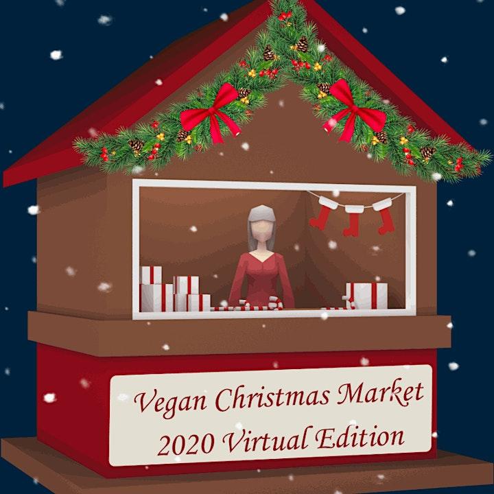 Vegan Christmas Market │TORONTO │ 2020 Virtual Edition image