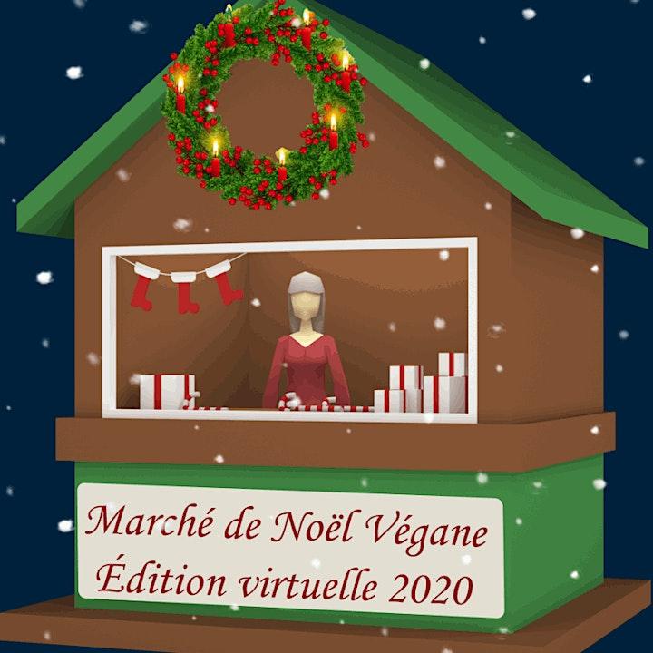 Marché de Noël Végane│MONTRÉAL │ Édition virtuelle 2020 image