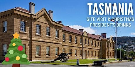 TASMANIA: Anglesea Barracks Site Visit tickets