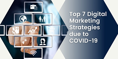 Top 7 Digital Marketing Strategies due to COVID-19 tickets