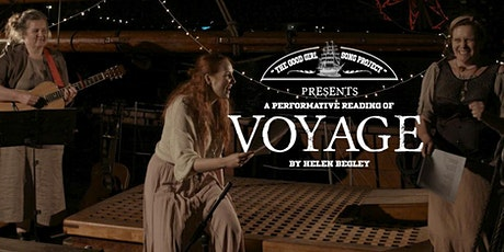 Voyage: A Performative Reading tickets