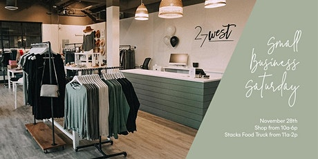 27 West Boutique Small Business Saturday tickets