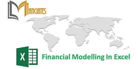 Financial Modelling in Excel 2 Days Training in Singapore tickets