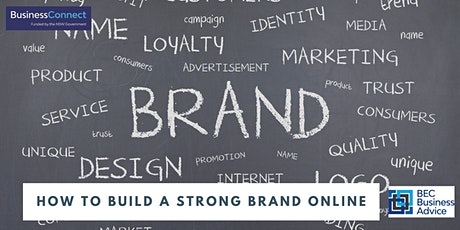 How To Build a Strong Brand Online tickets