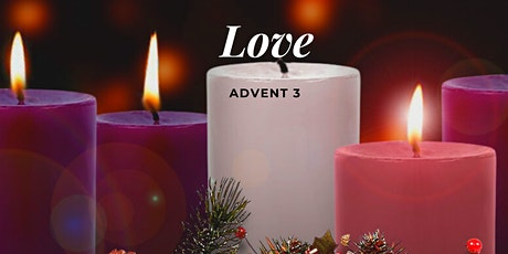10:30am Sunday Mass 13/12 (Advent 3) tickets