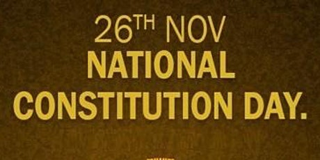 Constitution Day of India 2020 tickets