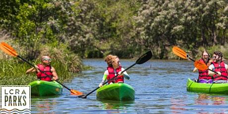 CAMN Birding/Kayaking Field Trip to Pedernales River Nature Park Dec 2020 tickets