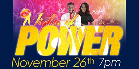 Miracle Arena's Six Nights of Power - Day 3 tickets