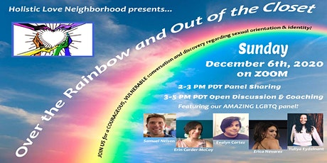 Over the Rainbow and Out of the Closet tickets