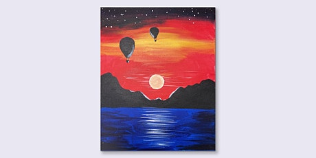 Paint and Sip (BYOB Canvas Painting Event) tickets