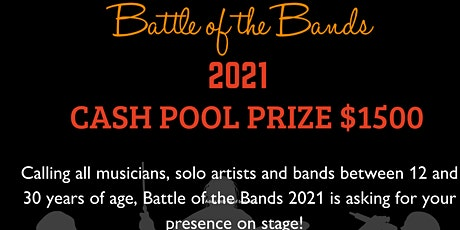 Artist Entry Busselton Battle of Bands (Under 30 yrs old) tickets