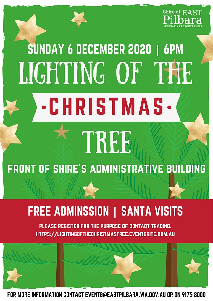Lighting of the Christmas Tree image