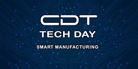 CDT TECH DAY 2020  SMART MANUFACTURING STREAM tickets