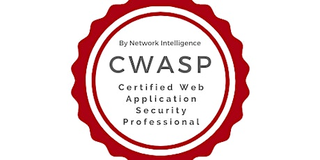 Certified Web Application Security Professional (CWASP) Training tickets