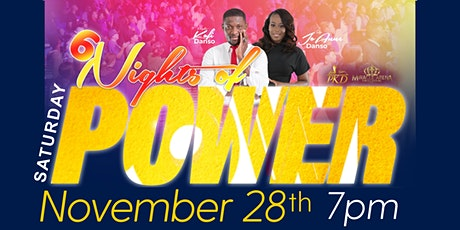 Miracle Arena's Six Nights of Power - Day 5 tickets