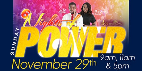 Miracle Arena's Six Nights of Power - Day 6 tickets