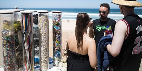 Plastic Ecology Plinths Display at Maroubra Beach tickets