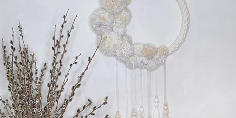 Pom Pom Wreath Workshop with Eco Materials on DEC 20th tickets