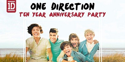 One Direction 10 Year Anniversary Party – BRIS