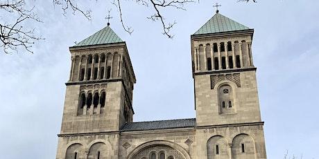 Santa Misa St Adolfus Düsseldorf. Domingo 29 de  noviembre. Misión Católica Tickets