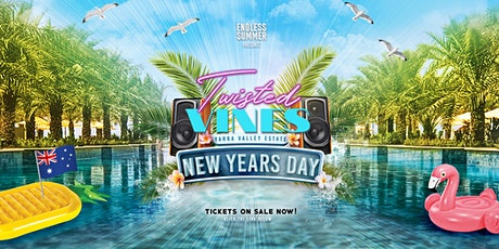 Twisted Vines • Yarra Valley Estate Pool Party (NYD) tickets