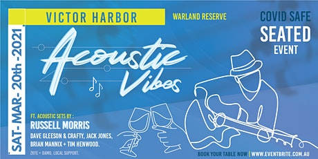 Acoustic Vibes Victor Harbor tickets