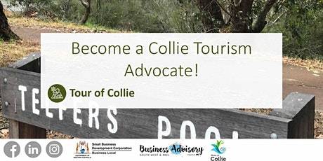 Become a Collie Business Local Tourism Advocate! tickets