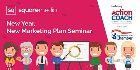 New Year, New Marketing Plan tickets