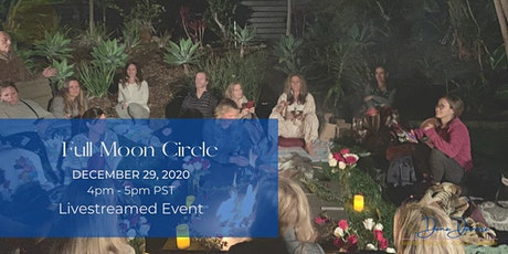 December Full Moon  - Global Circle tickets
