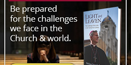 """Book Launch - """"Light & Leaven"""" with Bishop Strickland tickets"""