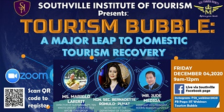 Tourism Bubble: A Major Leap to Domestic Recovery tickets