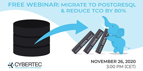 Migrate to PostgreSQL and reduce costs by 80% tickets