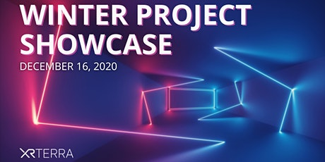 Winter AR VR Project Showcase tickets