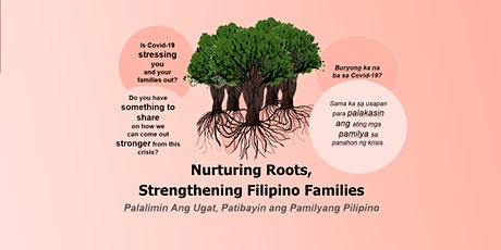 Nurturing Roots, Strengthening Filipino Families tickets