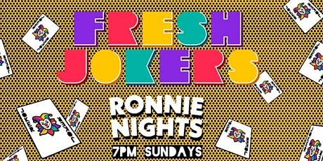 Fresh Jokers tickets