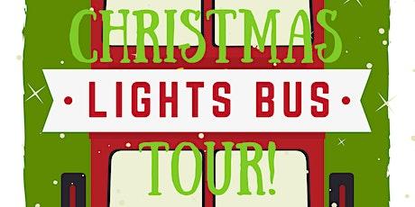 Christmas Lights Bus Tour 2020 tickets