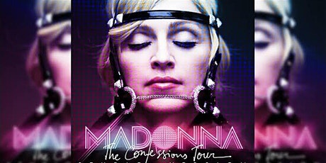 Confessions Tour - Madonna tickets