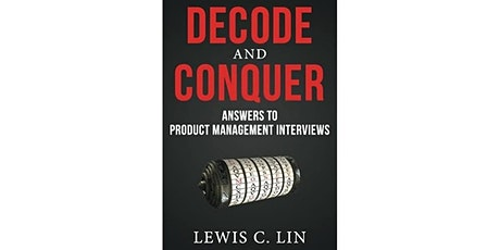 Book Review & Discussion : Decode and Conquer tickets