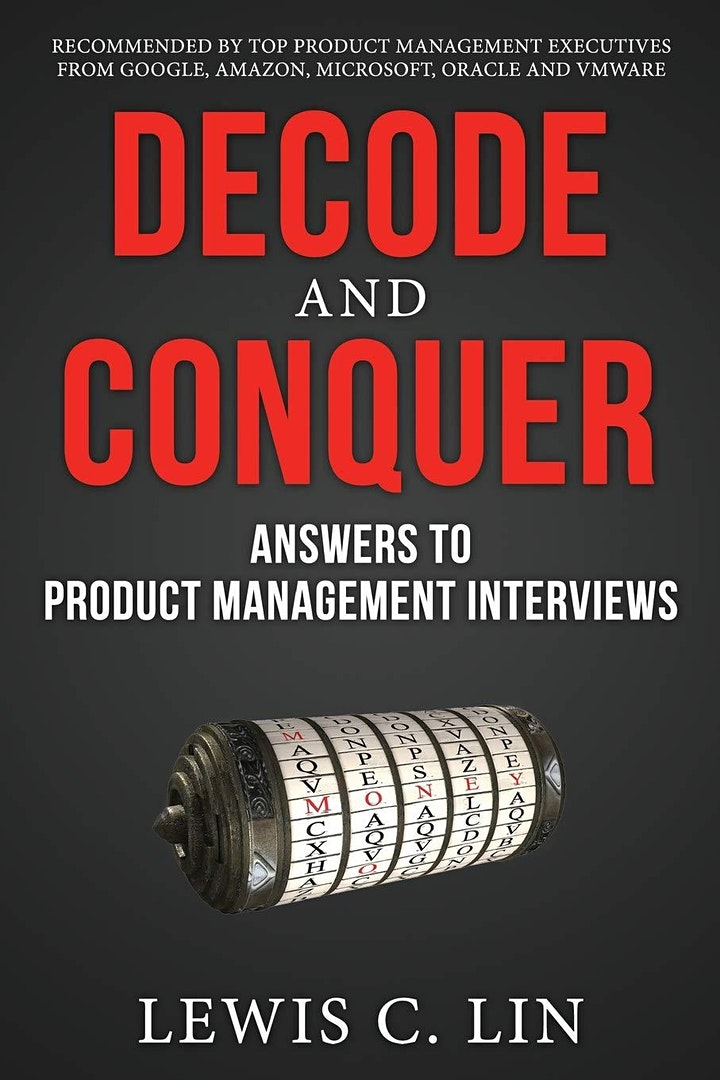 Book Review & Discussion : Decode and Conquer image