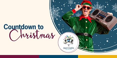 Countdown to Christmas   Festive Craft tickets