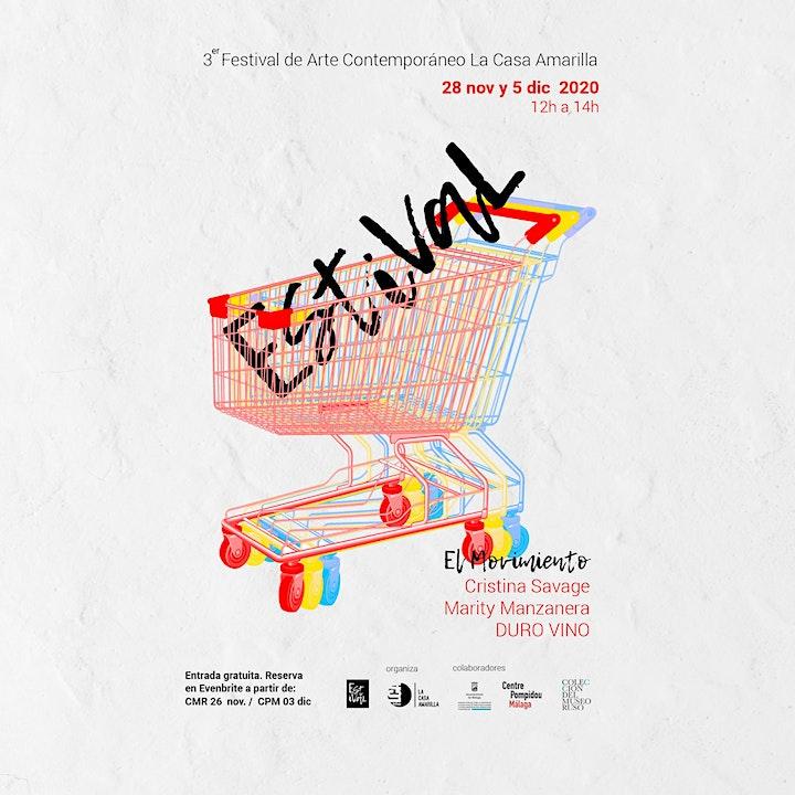 Imagen de ESTIVAL 2020 (I) EL Movimiento  Audiovisual DUROVINO Acto I