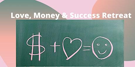 Transformation Retreat - Love, Money & Success tickets