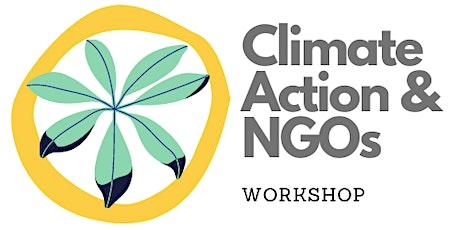 Azione climatica e ONG - Reloaded biglietti